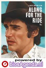 Along for the Ride poster, copyright in handen van productiestudio en/of distributeur