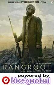 Sajjan Singh Rangroot poster, copyright in handen van productiestudio en/of distributeur