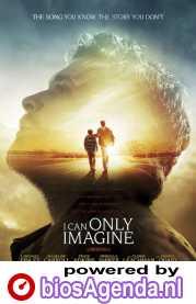 I Can Only Imagine poster, copyright in handen van productiestudio en/of distributeur