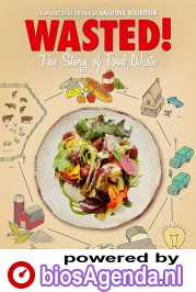 Wasted! The Story of Food Waste poster, copyright in handen van productiestudio en/of distributeur