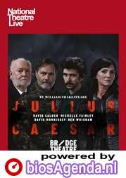 NT Live: Julius Caesar poster, copyright in handen van productiestudio en/of distributeur