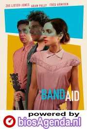 Band Aid poster, copyright in handen van productiestudio en/of distributeur