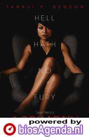 Tyler Perry's Acrimony poster, copyright in handen van productiestudio en/of distributeur
