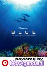 Blue poster, © 2018 Walt Disney Pictures