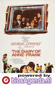 The Diary of Anne Frank poster, copyright in handen van productiestudio en/of distributeur
