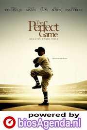 The Perfect Game poster, copyright in handen van productiestudio en/of distributeur