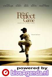 The Perfect Game poster, copyright in handen van productiestudio en/of distributeur