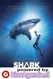 Great White Shark poster, copyright in handen van productiestudio en/of distributeur