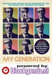 My Generation poster, copyright in handen van productiestudio en/of distributeur