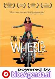 On Wheels poster, copyright in handen van productiestudio en/of distributeur
