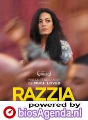 Razzia poster, copyright in handen van productiestudio en/of distributeur