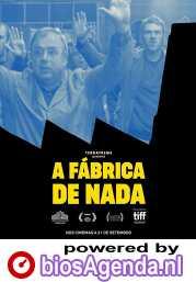 The Nothing Factory poster, copyright in handen van productiestudio en/of distributeur