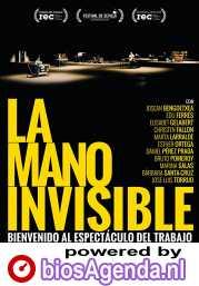 La mano invisible poster, copyright in handen van productiestudio en/of distributeur