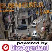 Les bienheureux poster, copyright in handen van productiestudio en/of distributeur