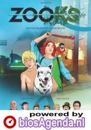 ZOOks (NL) poster, copyright in handen van productiestudio en/of distributeur