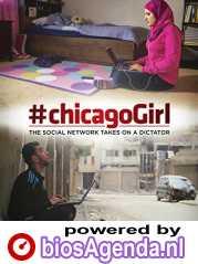 chicagoGirl: The Social Network Takes on a Dictator poster, copyright in handen van productiestudio en/of distributeur