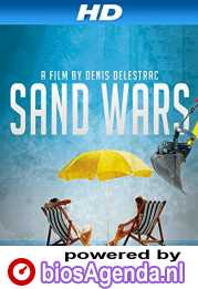 Sand Wars poster, copyright in handen van productiestudio en/of distributeur