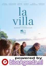 La villa poster, © 2017 Cinéart