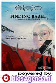 Finding Babel poster, copyright in handen van productiestudio en/of distributeur