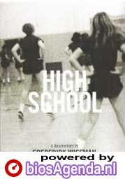 High School poster, copyright in handen van productiestudio en/of distributeur