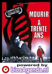 Mourir à 30 ans poster, copyright in handen van productiestudio en/of distributeur