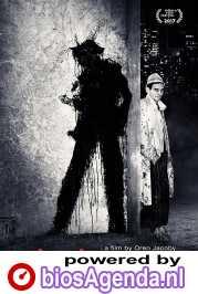 Shadowman poster, copyright in handen van productiestudio en/of distributeur