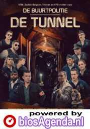 De Buurtpolitie: De Tunnel poster, copyright in handen van productiestudio en/of distributeur