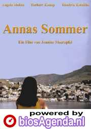 Annas Sommer poster, copyright in handen van productiestudio en/of distributeur
