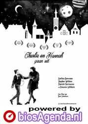Charlie & Hannah gaan uit poster, © 2017 Windmill film