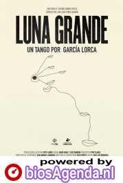 Luna grande, un tango por García Lorca poster, copyright in handen van productiestudio en/of distributeur