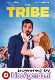 The Tribe poster, copyright in handen van productiestudio en/of distributeur