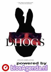 Dhogs poster, copyright in handen van productiestudio en/of distributeur