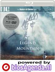 Legend of the Mountain poster, copyright in handen van productiestudio en/of distributeur
