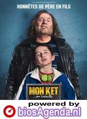 Mon Ket poster, copyright in handen van productiestudio en/of distributeur