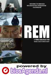 REM: Rem Koolhaas Documentary poster, copyright in handen van productiestudio en/of distributeur