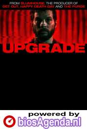 Upgrade poster, copyright in handen van productiestudio en/of distributeur