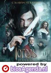 Gogol. Nachalo poster, copyright in handen van productiestudio en/of distributeur