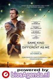 Same Kind of Different as Me poster, copyright in handen van productiestudio en/of distributeur