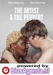The Artist & The Pervert poster, copyright in handen van productiestudio en/of distributeur
