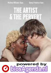 The Artist & The Pervert poster, copyright in handen van productiestudio en/of distributeur