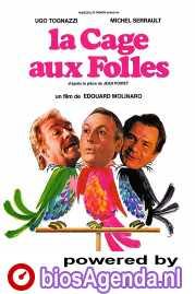 La Cage aux Folles poster, copyright in handen van productiestudio en/of distributeur