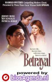 Betrayal poster, copyright in handen van productiestudio en/of distributeur