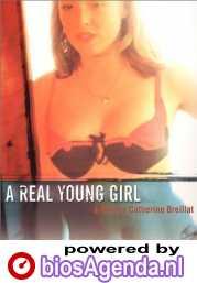 A Real Young Girl poster, copyright in handen van productiestudio en/of distributeur
