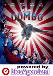 Dumbo poster, © 2019 Walt Disney Pictures