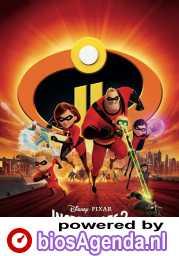Incredibles 2 poster, © 2018 Walt Disney Pictures