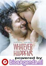 Whatever Happens poster, copyright in handen van productiestudio en/of distributeur