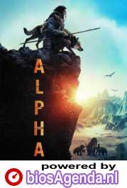 Alpha poster, © 2018 Universal Pictures International