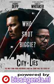 City of Lies poster, © 2018 Entertainment One Benelux