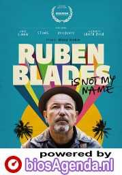 Ruben Blades Is Not My Name poster, copyright in handen van productiestudio en/of distributeur