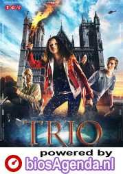 Trio - De jacht op een legendarische schat (NL) poster, © 2017 Twin Film